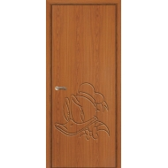 Межкомнатная дверь в детскую Дональд Дак