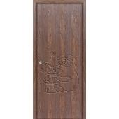 Межкомнатная дверь в детскую Винни-Пух