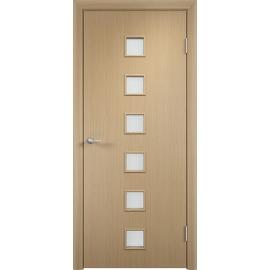 Межкомнатная ламинированная дверь Альта Беленый дуб