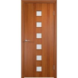 Межкомнатная ламинированная дверь Альта Миланский орех