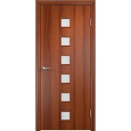 Межкомнатная ламинированная дверь Альта Итальянский орех