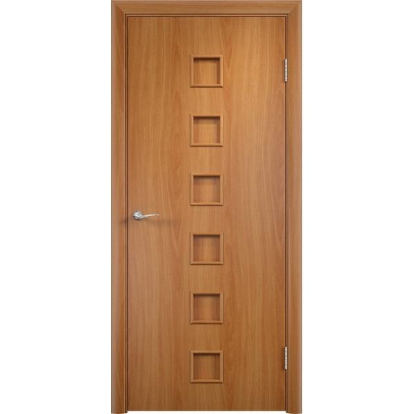 Межкомнатная дверь Альта Миланский орех