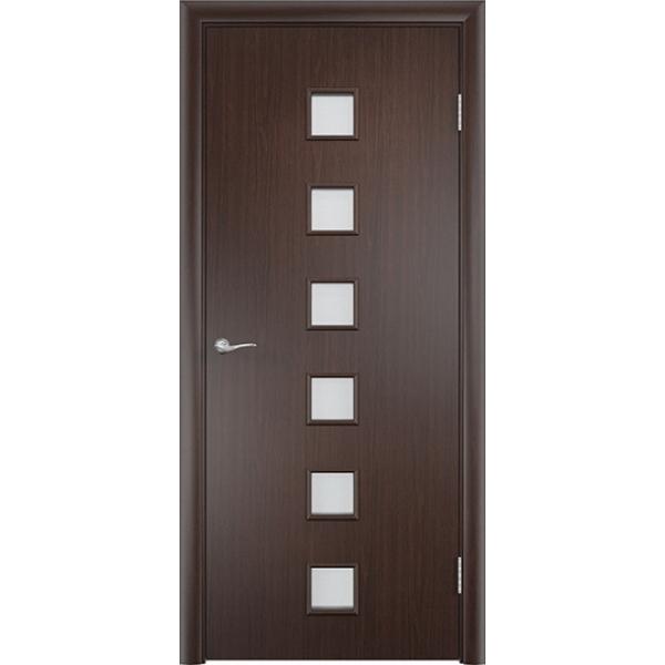 Межкомнатная дверь Альта Венге
