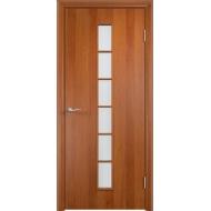 Межкомнатная ламинированная дверь С-12 Груша