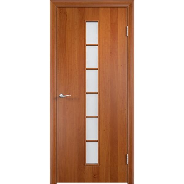 Межкомнатная дверь С-12 Груша