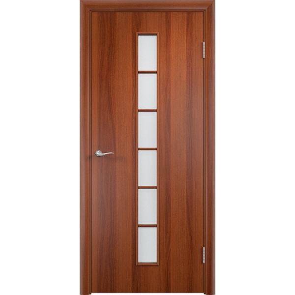 Межкомнатная дверь С-12 Итальянский орех