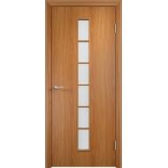 Межкомнатная ламинированная дверь С-12 Миланский орех