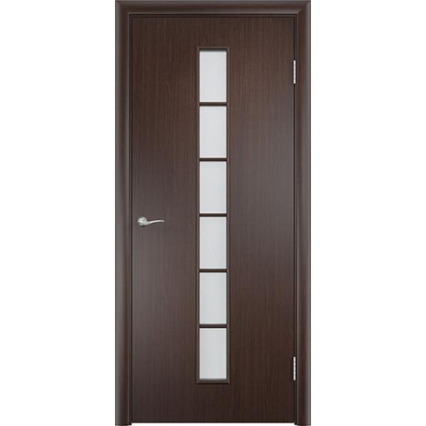 Межкомнатная дверь С-12 Венге