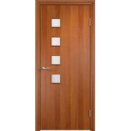 Межкомнатная ламинированная дверь С-13 Груша