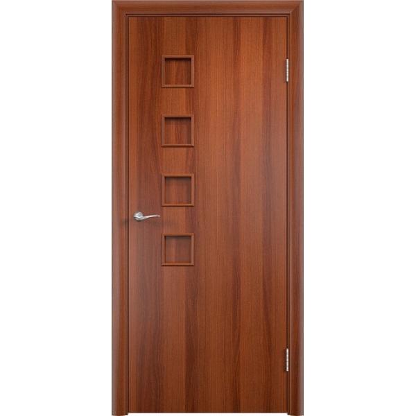 Межкомнатная дверь С-13 Итальянский орех