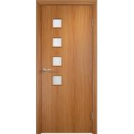 Межкомнатная ламинированная дверь С-13 Миланский орех