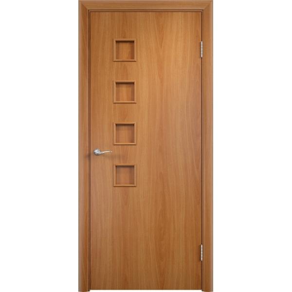Межкомнатная дверь С-13 Миланский орех