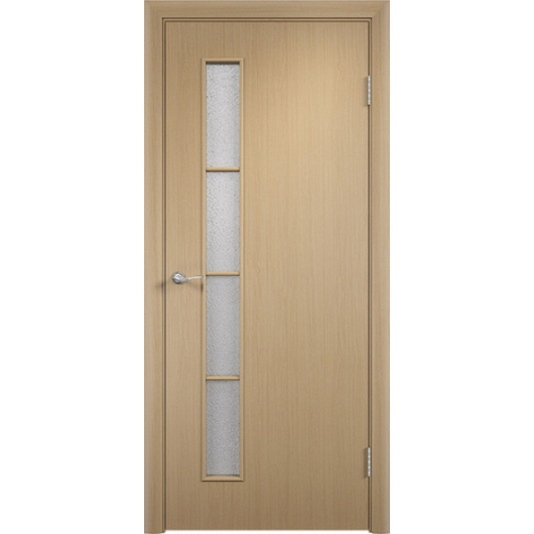 Межкомнатная дверь С-14 Беленый дуб
