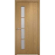 Межкомнатная ламинированная дверь С-14 Светлый дуб