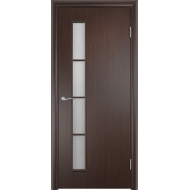 Межкомнатная ламинированная дверь С-14 Венге