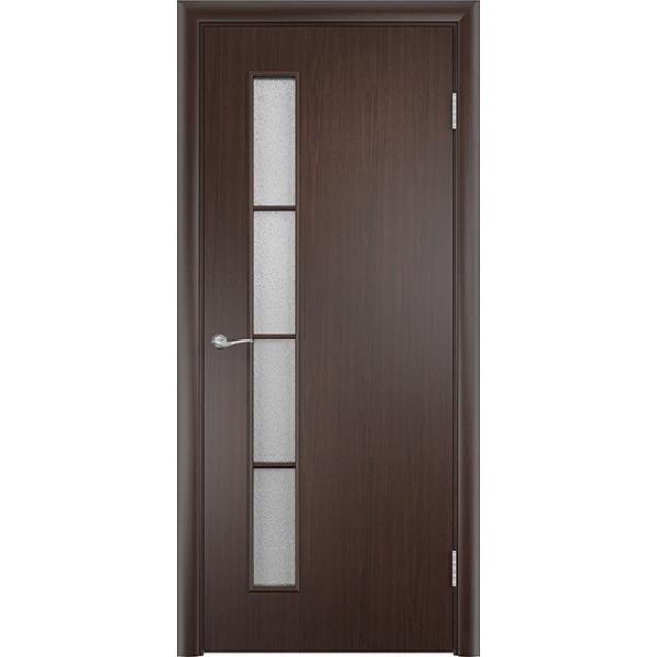 Межкомнатная дверь С-14 Венге