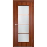 Межкомнатная ламинированная дверь С-8 Итальянский орех