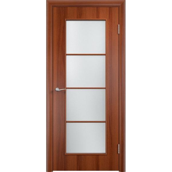 Межкомнатная дверь С-8 Итальянский орех