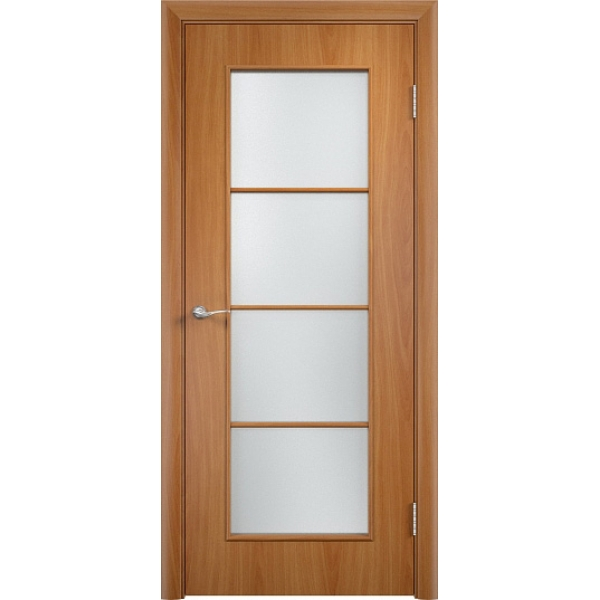 Межкомнатная дверь С-8 Миланский орех