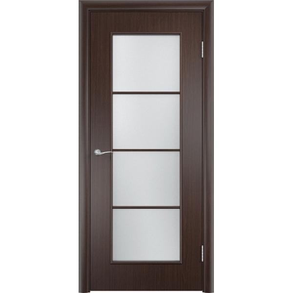 Межкомнатная дверь С-8 Венге