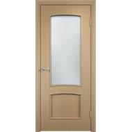 Межкомнатная ламинированная дверь Классика Беленый дуб