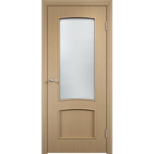 Межкомнатная дверь Классика Беленый дуб