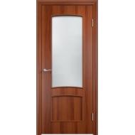 Межкомнатная ламинированная дверь Классика Итальянский орех