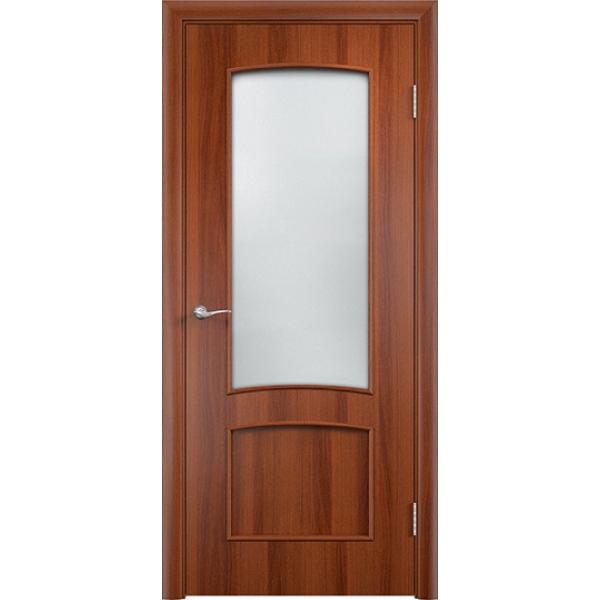 Межкомнатная дверь Классика Итальянский орех