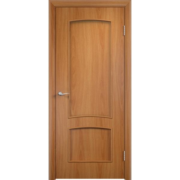Межкомнатная дверь Классика Миланский орех