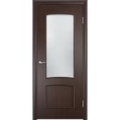Межкомнатная ламинированная дверь Классика Венге