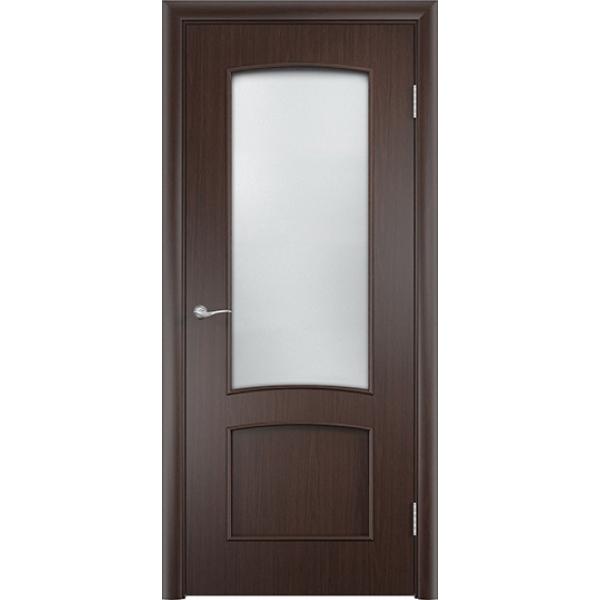 Межкомнатная дверь Классика Венге