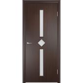 Межкомнатная ламинированная дверь Диадема Венге
