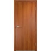 Межкомнатная ламинированная дверь ДПГ Груша