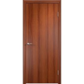 Межкомнатная ламинированная дверь ДПГ Итальянский орех