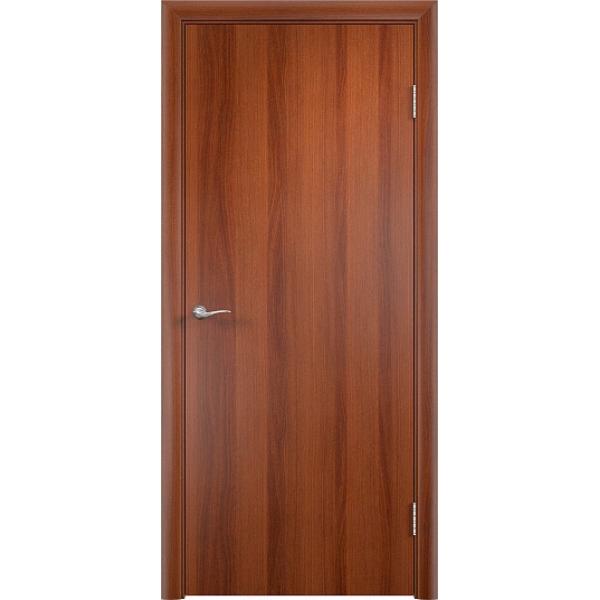 Межкомнатная дверь ДПГ Усиленное Итальянский орех