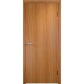 Межкомнатная ламинированная дверь ДПГ Усиленное Миланский орех