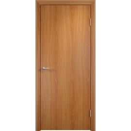 Межкомнатная ламинированная дверь ДПГ Миланский орех