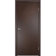 Межкомнатная ламинированная дверь ДПГ Венге