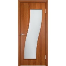 Межкомнатная ламинированная дверь Грация Миланский орех