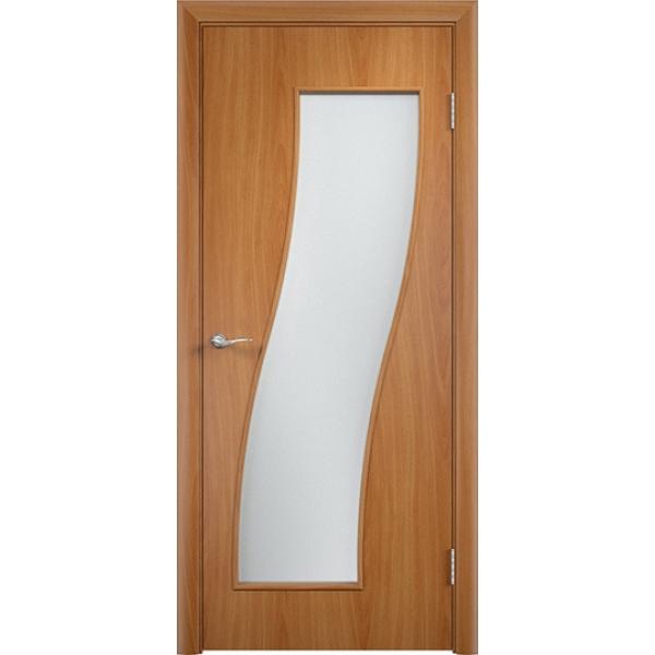 Межкомнатная дверь Грация Миланский орех