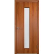 Межкомнатная ламинированная дверь ОСД-4 Груша