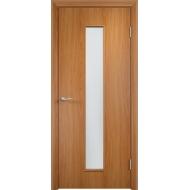 Межкомнатная ламинированная дверь ОСД-4 Миланский орех