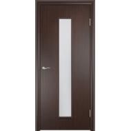 Межкомнатная ламинированная дверь ОСД-4 Венге