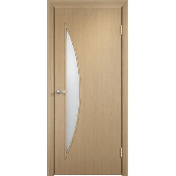 Межкомнатная дверь Парус Беленый дуб