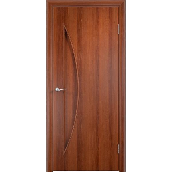 Межкомнатная дверь Парус Итальянский орех