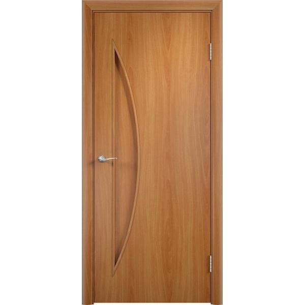 Межкомнатная дверь Парус Миланский орех