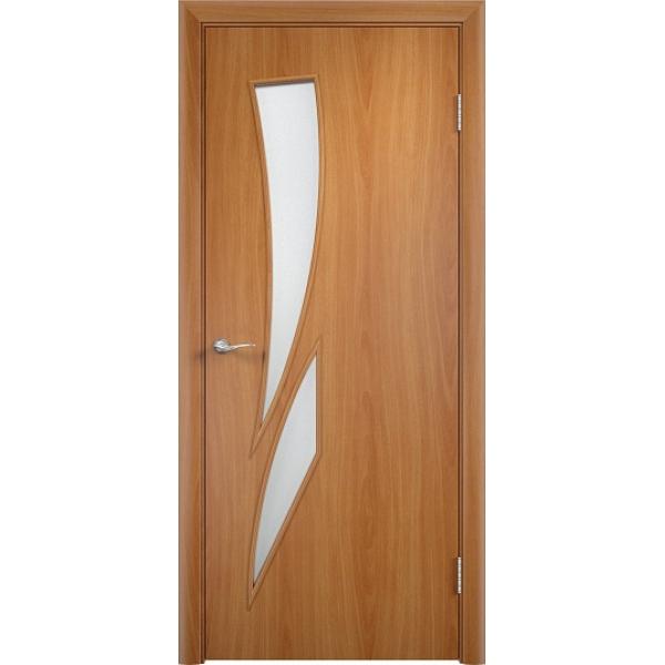 Межкомнатная дверь Роса Миланский орех