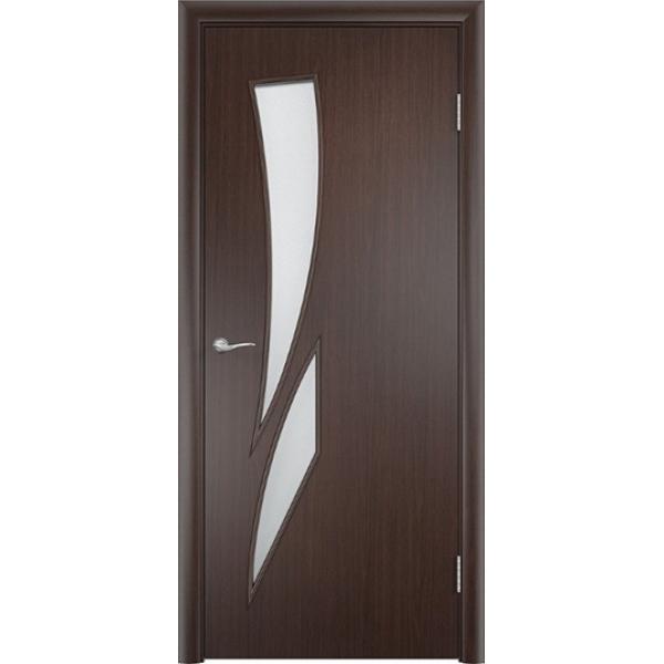 Межкомнатная дверь Роса Венге