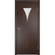 Межкомнатная ламинированная дверь Рюмка Венге