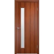 Межкомнатная ламинированная дверь Тетра Итальянский орех